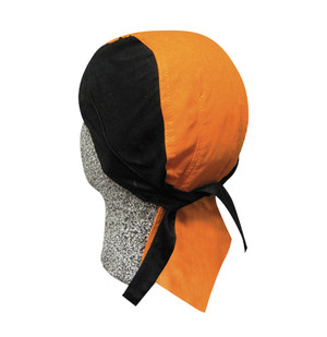 Danbanna Deluxe:  Black & Orange