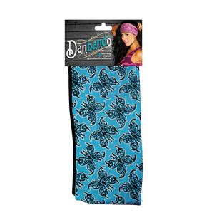 Danbando: Tribal Butterfly Turquoise