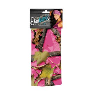 Danbando: Hunting Camp Camo Pink