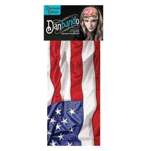Danbando Platinum Edition: USA Flag Stars N Stripes