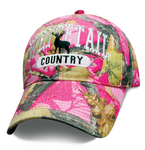 Whitetail Country Pink