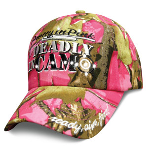 Deadly in Camo Pink