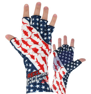 Reel Angler Gloves