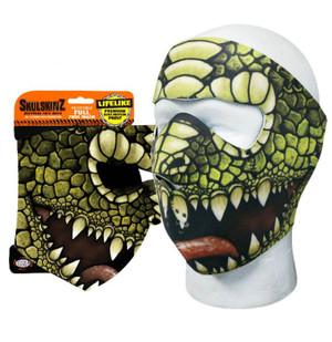 Scary Gator Skulskinz Neoprene Mask