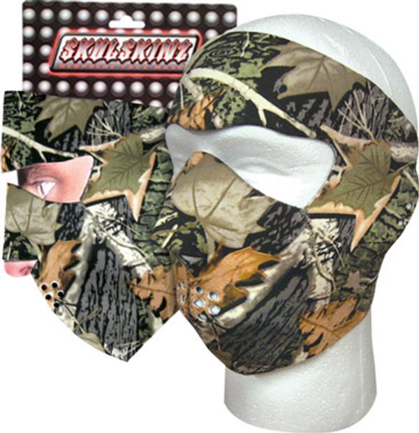 Hunting Camp Camo™ Skulskinz Neoprene Mask