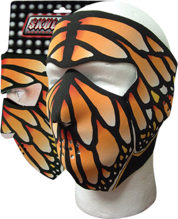 Monarch Skulskinz Neoprene Mask