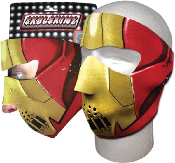 Steel Skull Skulskinz Neoprene Mask