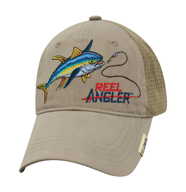 Reel Angler: Yellowfin