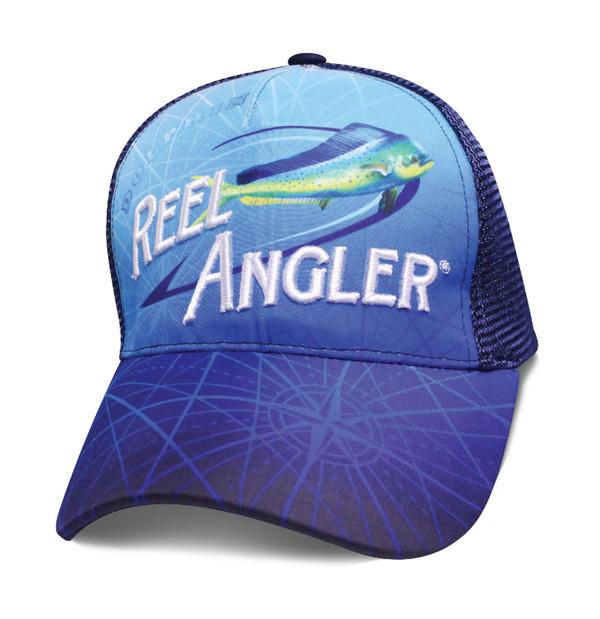Reel Angler Chartered Tropics: Dolphin