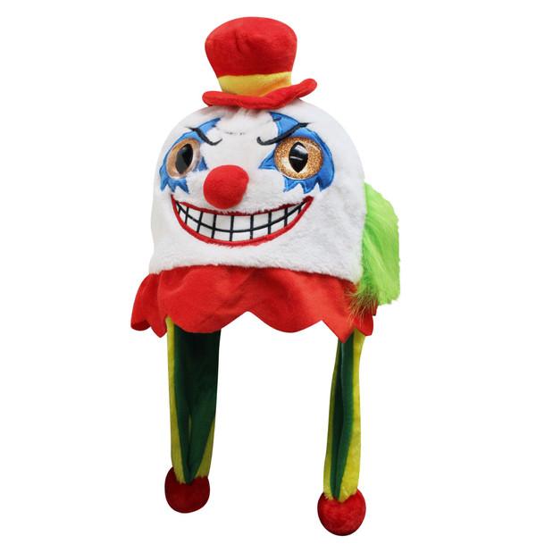 Halloween Big Eye Critter Cap: Evil Hatter