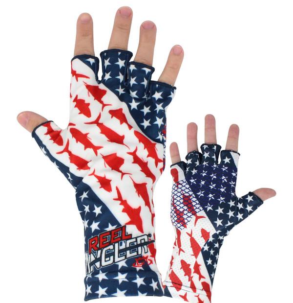 Reel Angler Gloves