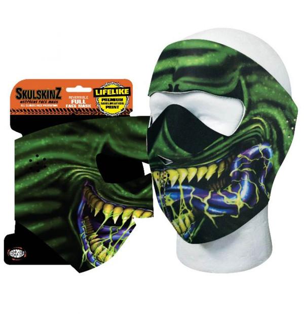 Toxic Skulskinz Neoprene Mask