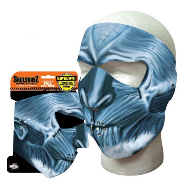 Winter King Skulskinz Neoprene Mask
