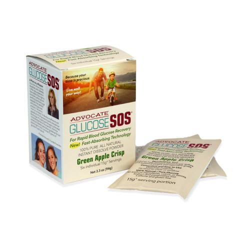 Glucose SOS Rapid Glucose Recovery - Green Apple Crisp