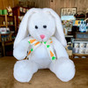 "12 "" Plush White Bunny"