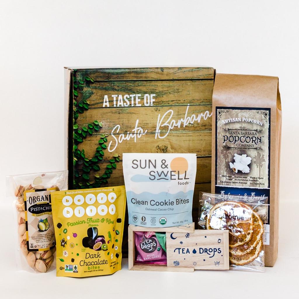 California Gourmet Box