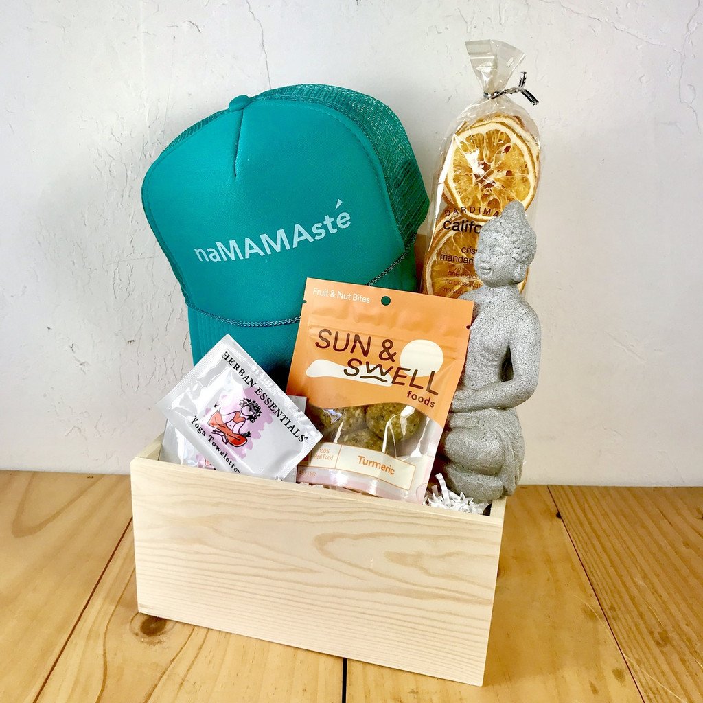 Namamaste Yoga Mom Gift Box