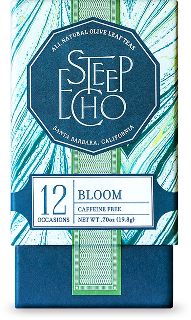 Steep Echo Tea Bloom