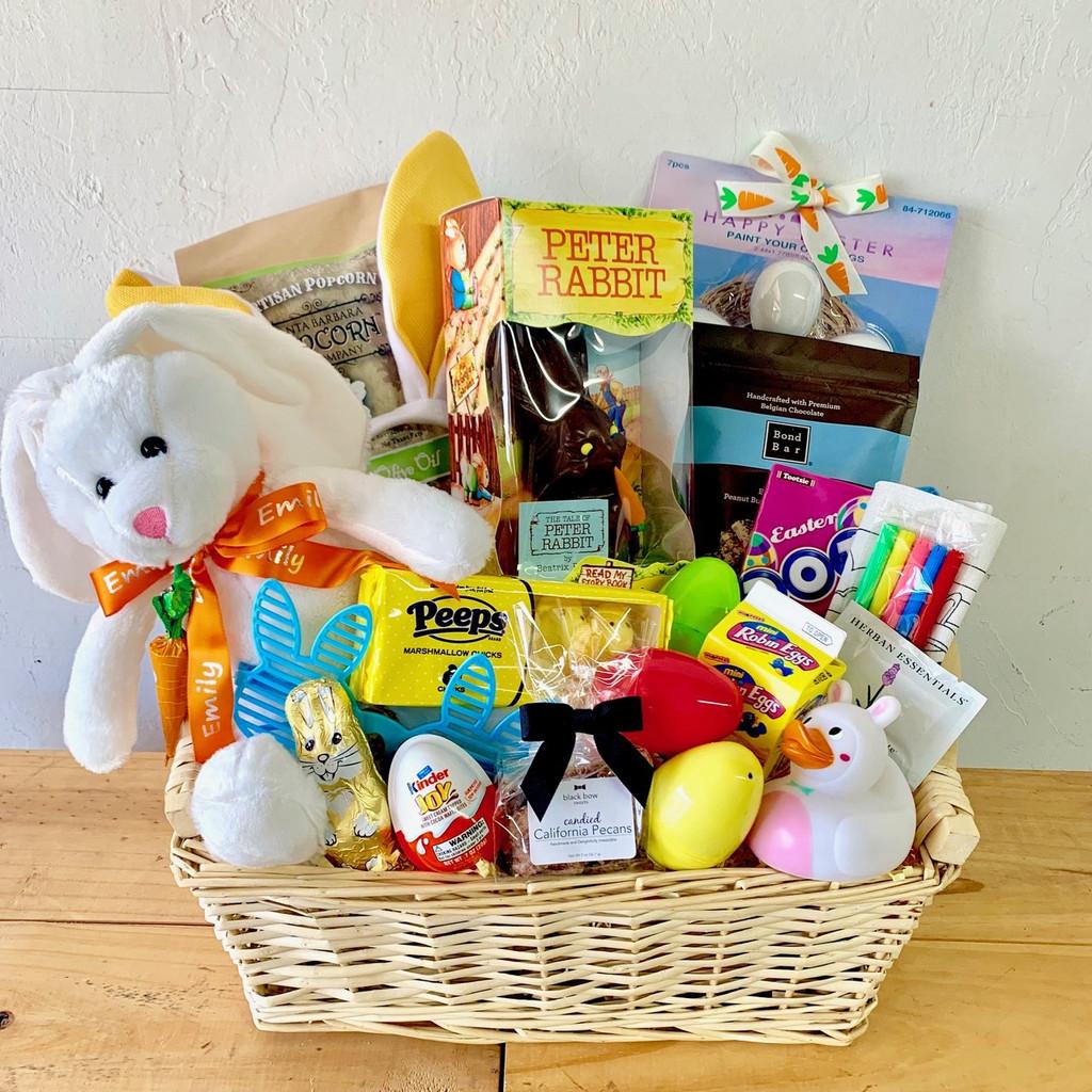 An Ultimate Easter Basket for kids.