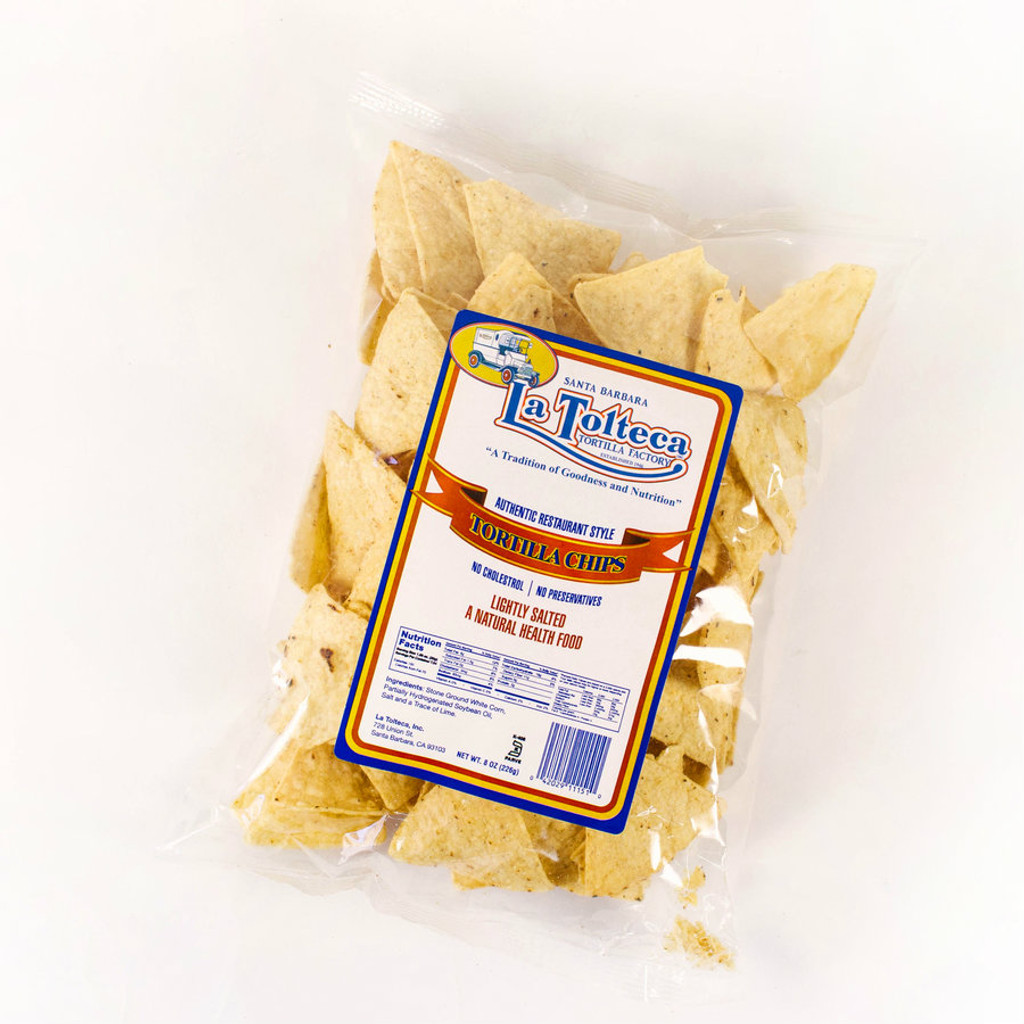 La Tolteca Tortilla Chips