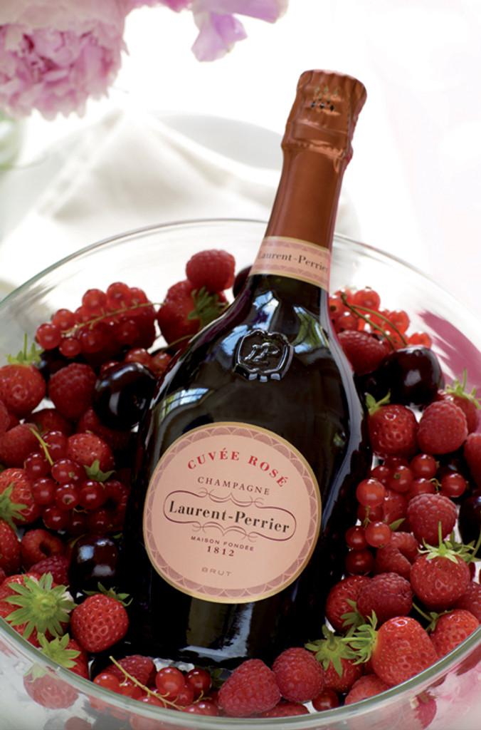 Laurent Perrier La Cuvée Rosé