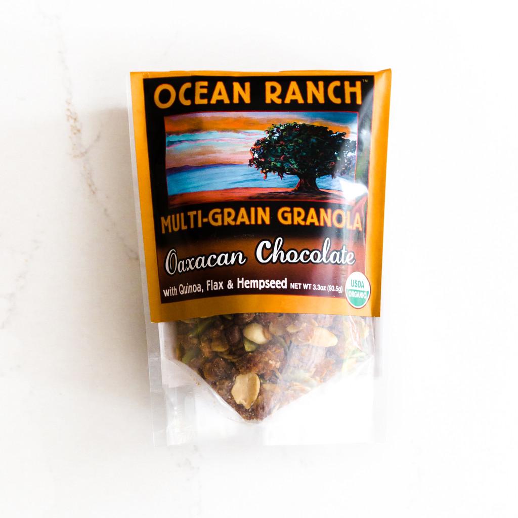 Ocean Ranch Organics Granola