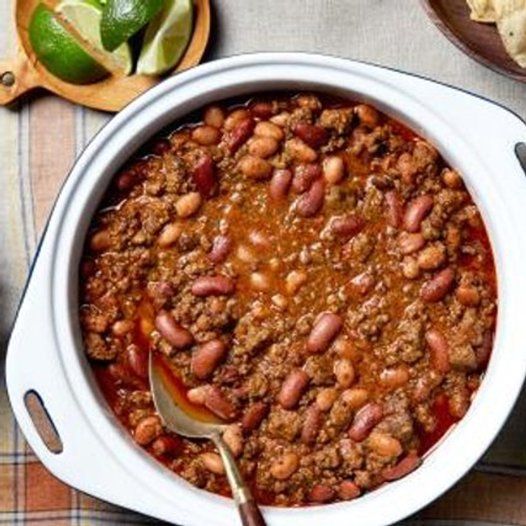 Vegetable Bean Chili