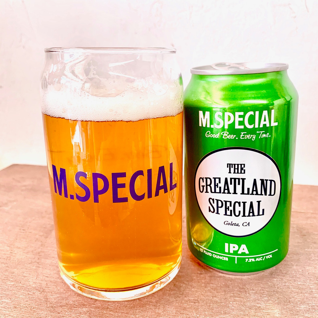 M.Special Greatland Special IPA Six Pack