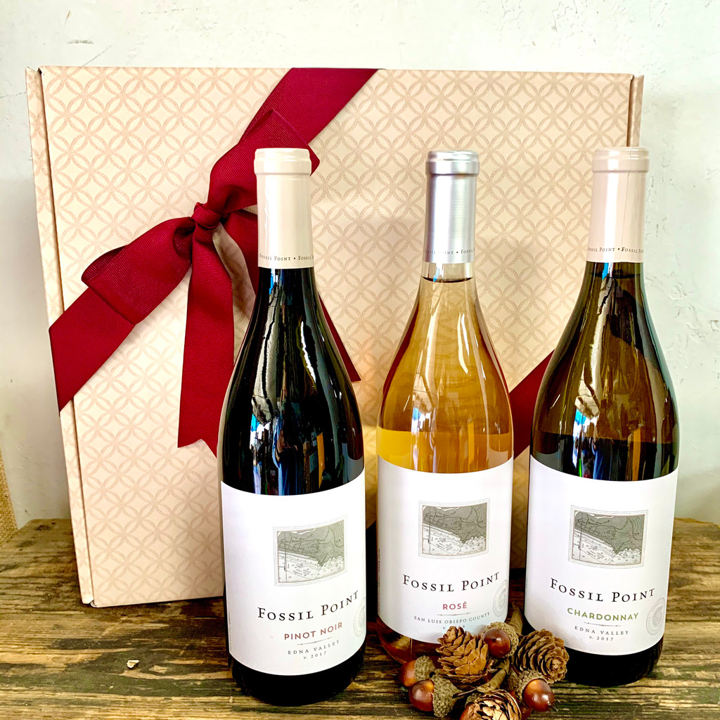 Red, White & Rose Three Bottle Party Pack