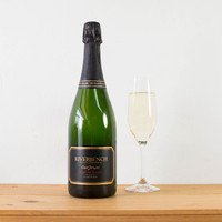 Riverbench Cork Jumper Blanc De Noir Sparkling Wine.