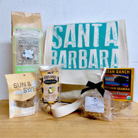 Santa Barbara Messenger Welcome Tote