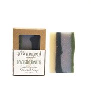 Beach Bonfire Soap From Grapeseed Co.