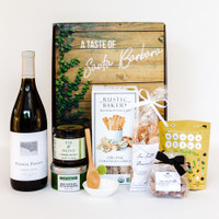 California Pinot Noir Wine Box