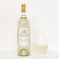 Sunstone 2018 Sauvignon Blanc Bottle