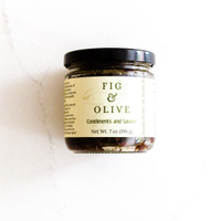 Fig & Olive Tepenade