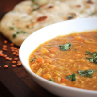 Santa Barbara Soups Coconut Lentil Curry