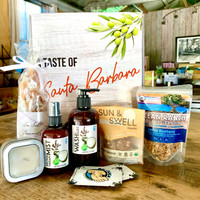 Santa Barbara Surf Mamma Gift Box