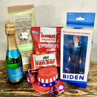 Joe Biden Inauguration Virtual Party Box