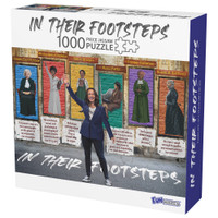 In Their Footsteps Puzzle 1,000 Pieces
