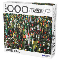 Wine Time Puzzle