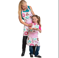 Donut Aprons for Adult & Child