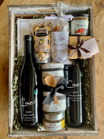 The Executive Carr Red and White Wine Crate