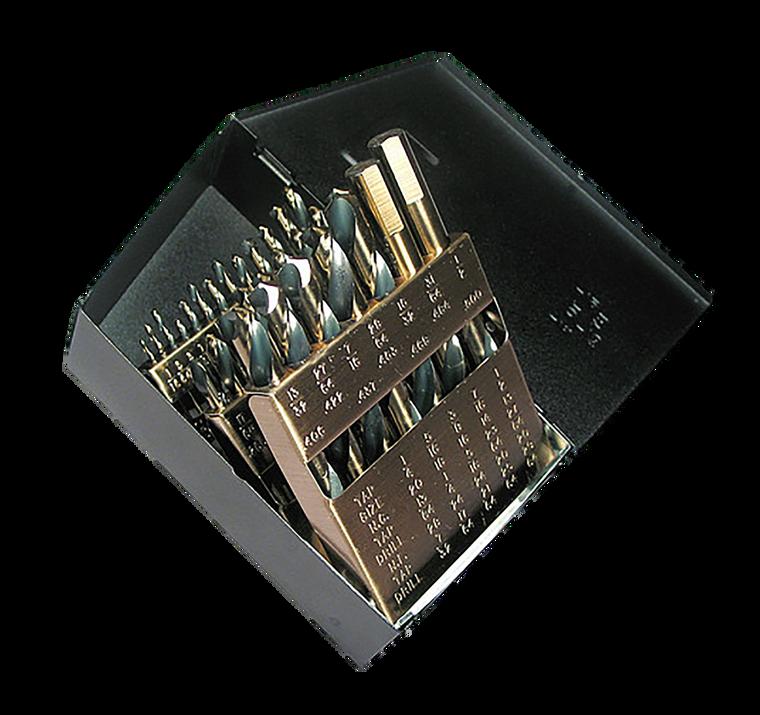 29PC USA HSS Magnum Super Premium Drill Bits
