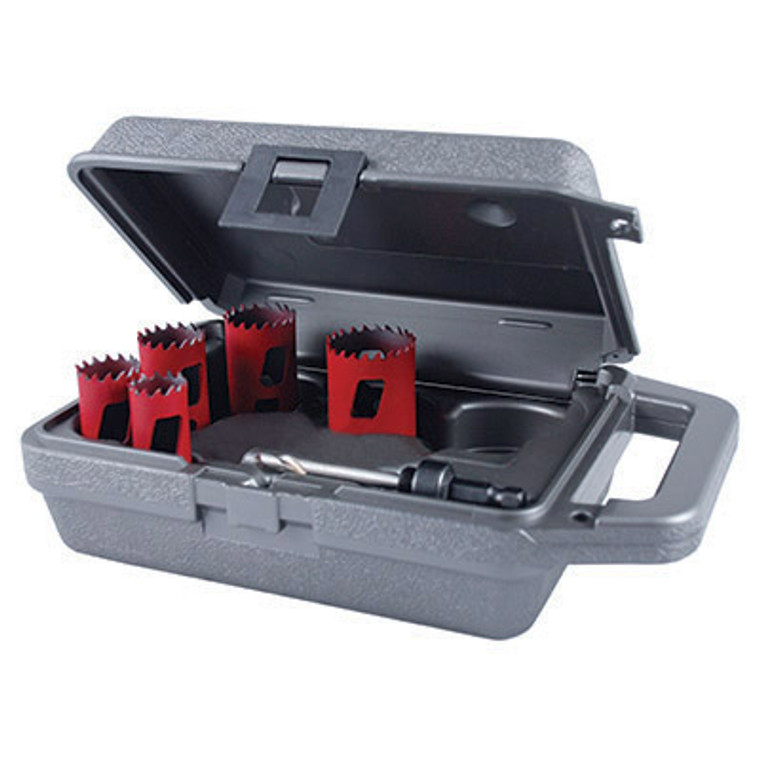 M.K Morse Mechanic Hole Saw Kit