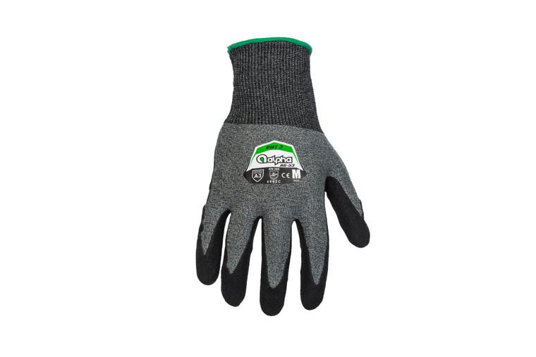 AG53 Knit CUT3 Nitrile Glove