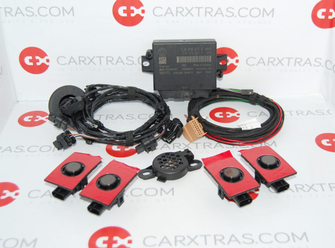 VW OPS optical parking system RNS RCD 510 MFD3 GOLF PDC 5J0 919 475 A