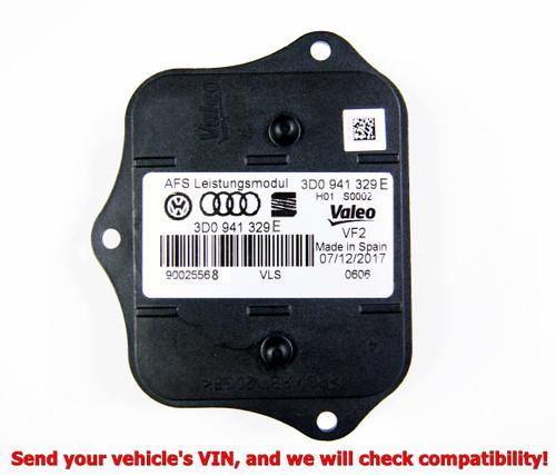 NEW OEM VALEO VW POWER MODULE FOR CORNERING CURVE LIGHT 8IM AFS LED 3D0941329E