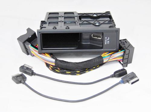 NEW VW SEAT SKODA RNS 510 315 RCD 510 MDI MEDIA IN MULTIMEDIA INTERFACE KIT 5N0035342 C/G