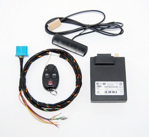 NEW OEM Webasto Telestart T91R 7N0963513B kit with SEAT Remote will fit VW
