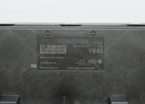 NEW AUDI A3 S3 8V BOARD POWER SUPPLY MODULE CONTROL UNIT BCM PQ37H 5Q0937084 AA